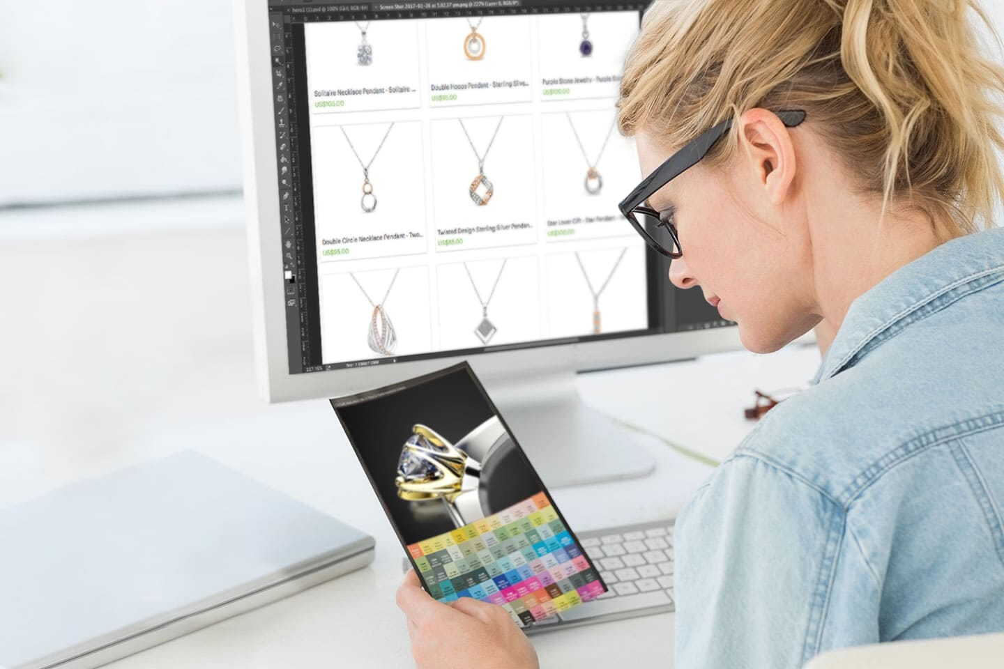 How to write an effective jewelry product description