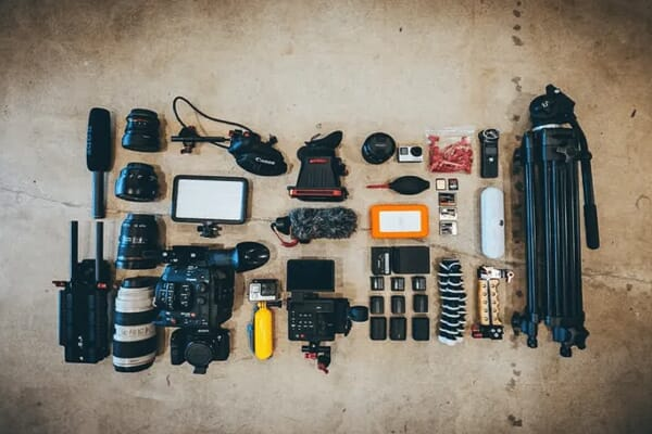 basic photography tips - tripod