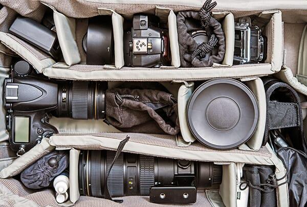Jewelry photography equipment