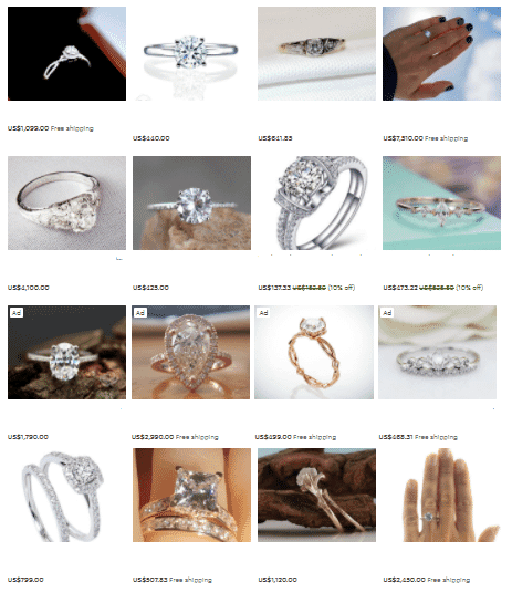 How to Sell Jewelry on Etsy - post-production photography