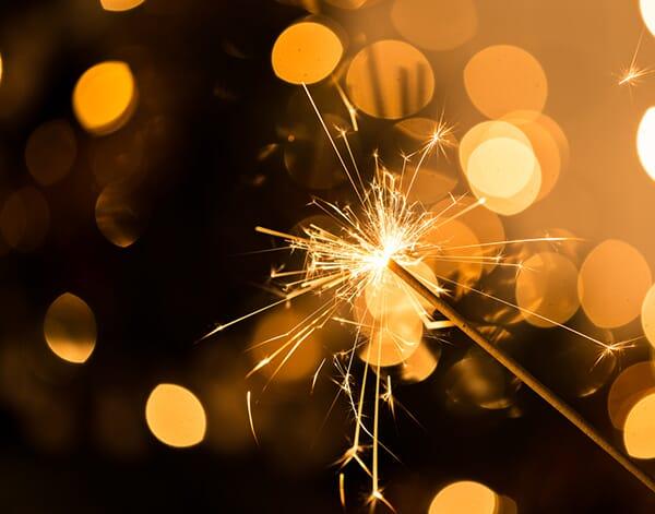 Sparkler light