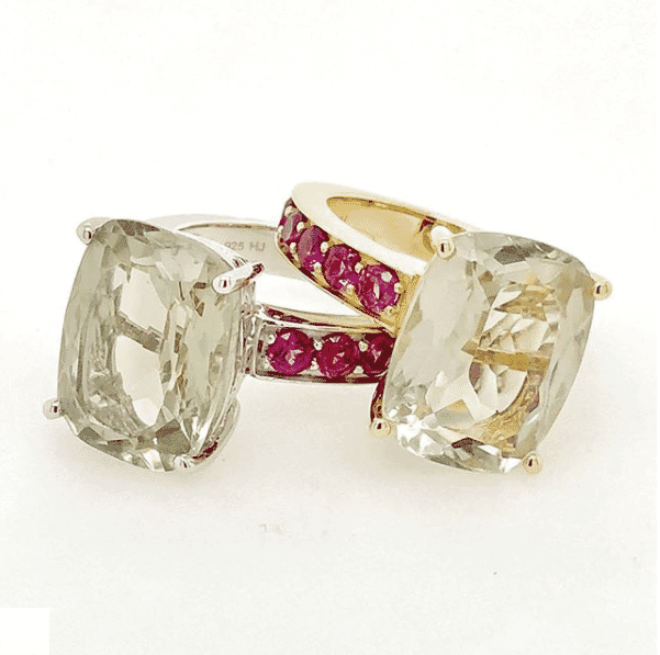 jewelry product category page