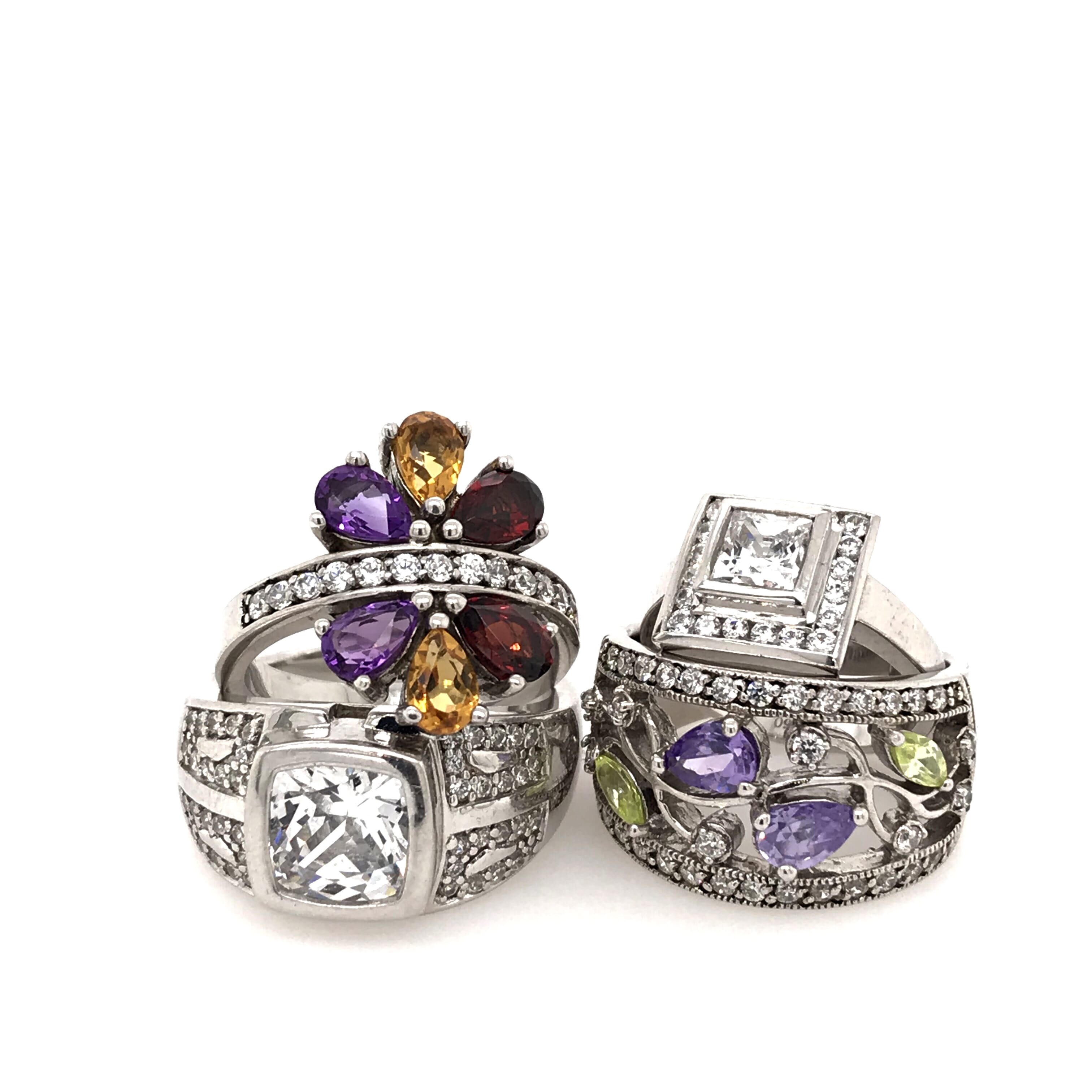 pros and cons of white background jewelry photography