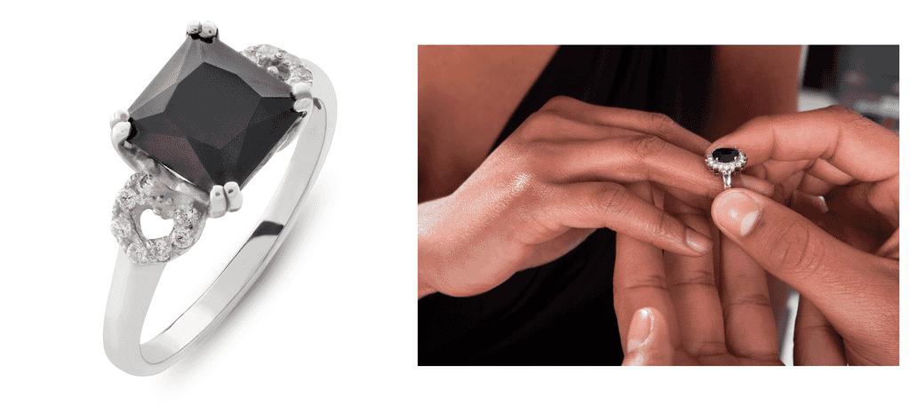 jewelry photography - white background vs lifestyle