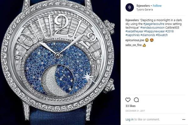 how to sell jewelry on instagram