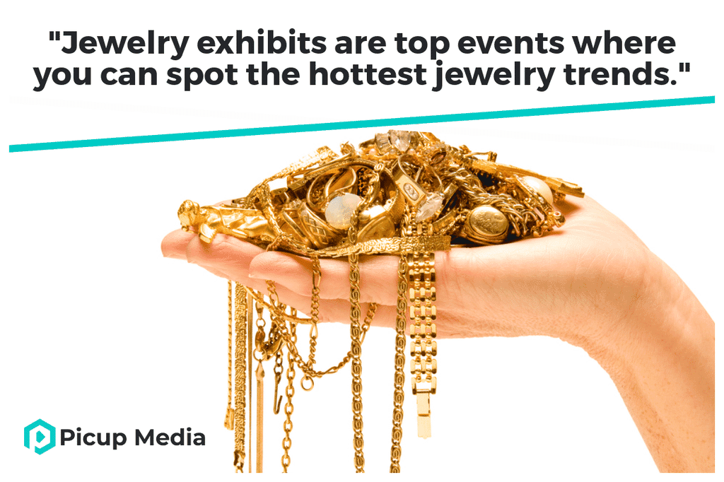 5 Annual Jewelry Exhibits You Shouldn't Miss