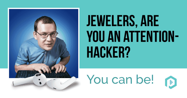 Attention hacker through jewelry videos - part 1