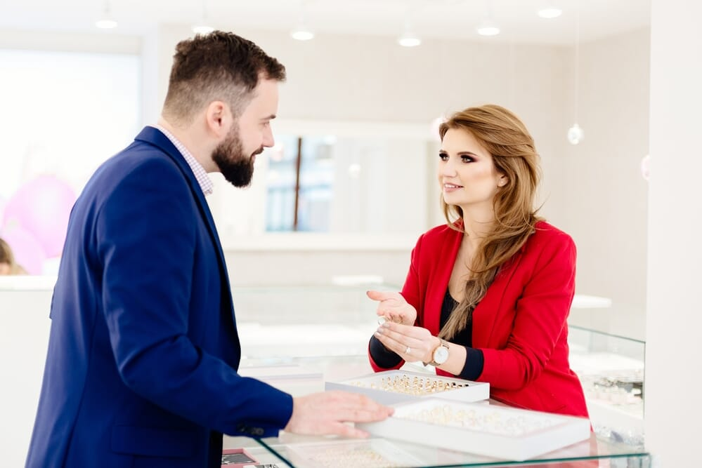 customer service tips for your jewelry store