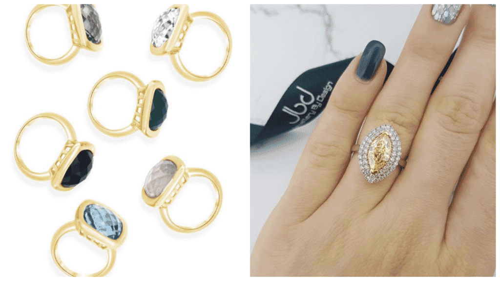 types of jewelry images to use on your jewelry website