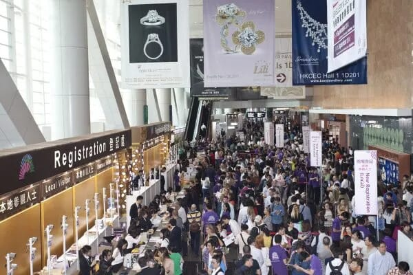 Picup Media Hong Kong Jewellery & Gem Fair September 2017