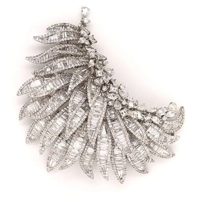 white background jewelry images