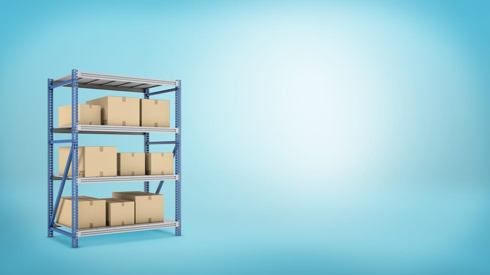 save on inventory storage costs