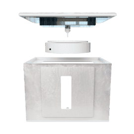 GemLightbox Turntable Aerial set