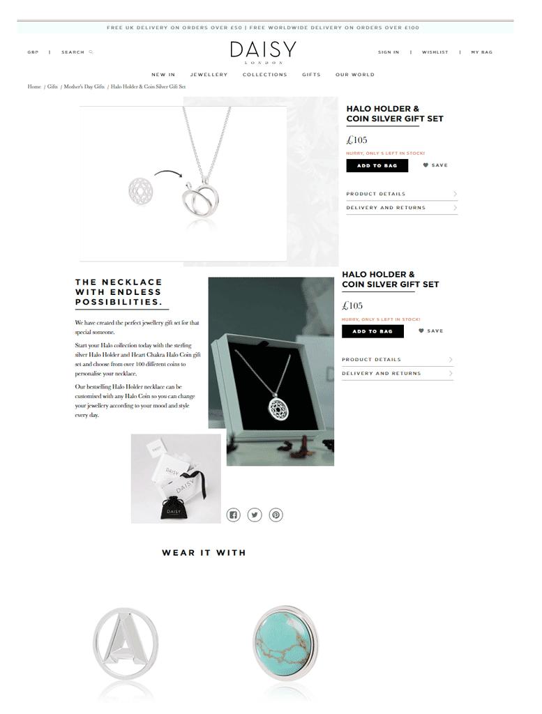 jewelry e-commerce tips
