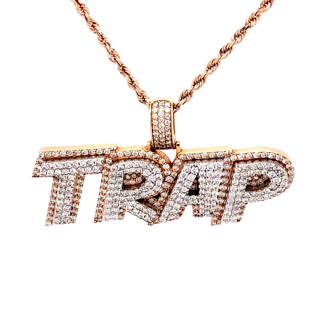 Hip-hop necklace