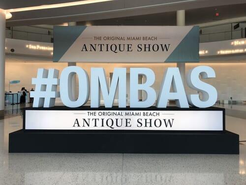 original miami beach antique show 2020 recap