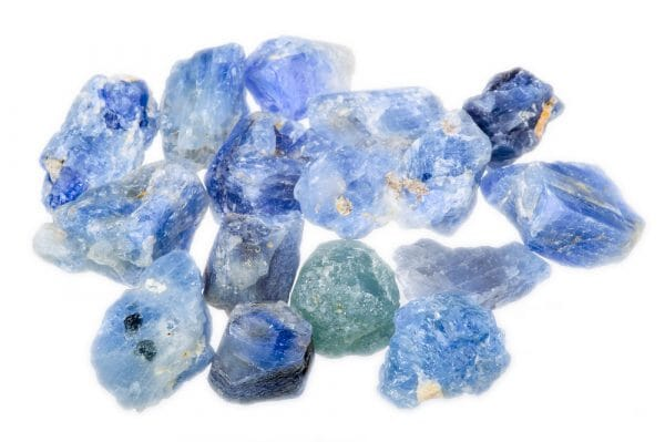 How to photograph sapphires
