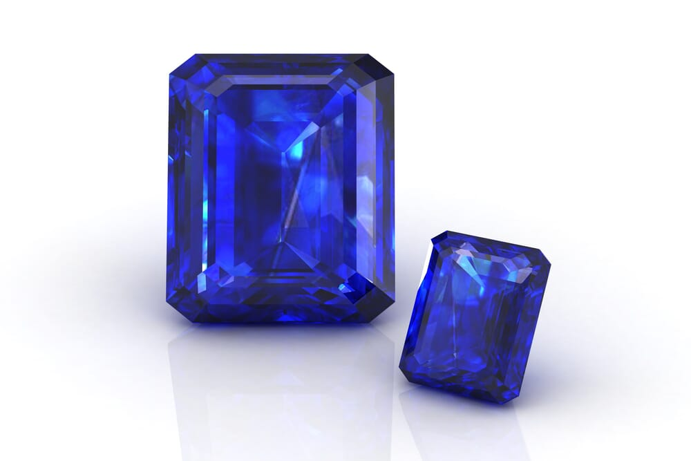 sapphire symbolizes wisdom, romance, and royalty