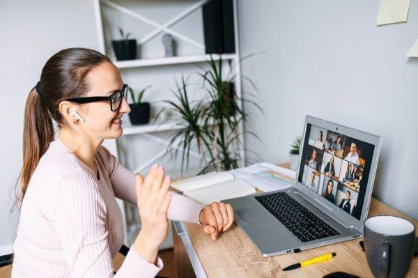 Organize virtual events