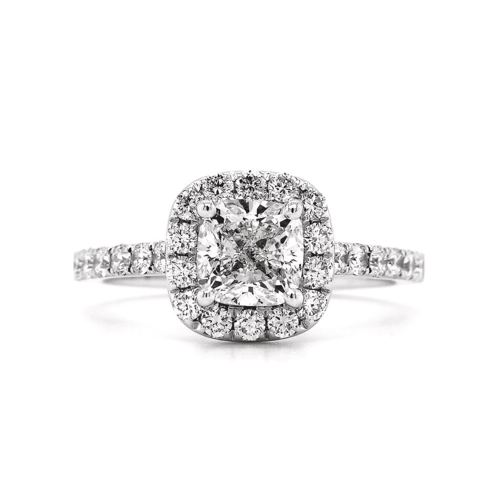 How to photograph a diamond ring with DSLR