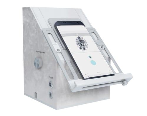 GemLightbox Macro for diamond photography