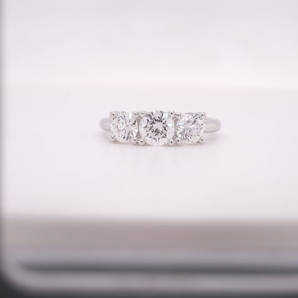 Jewelry Photography Smartphone vs DSLR - Jewelry image on a white background using DSLR