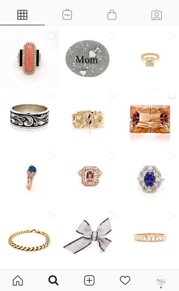 Starting a jewelry business - promote your business on social media