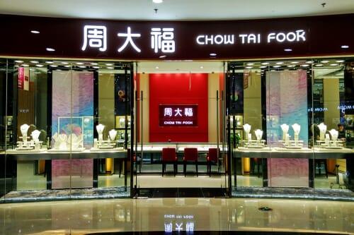 Case Study: Chow Tai Fook