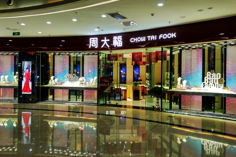 Case Study: Chow Tai Fook and GemLightbox